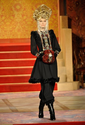 Chanel Métiers D'Arts Pre-Fall 2009