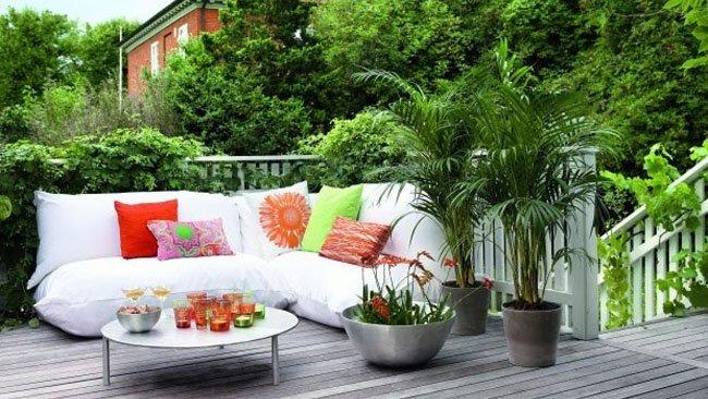 terrazas - madera