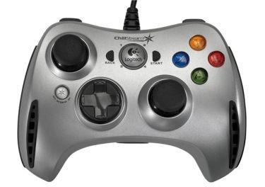 Logitech Chillstream, el joystick que no te deja sudar
