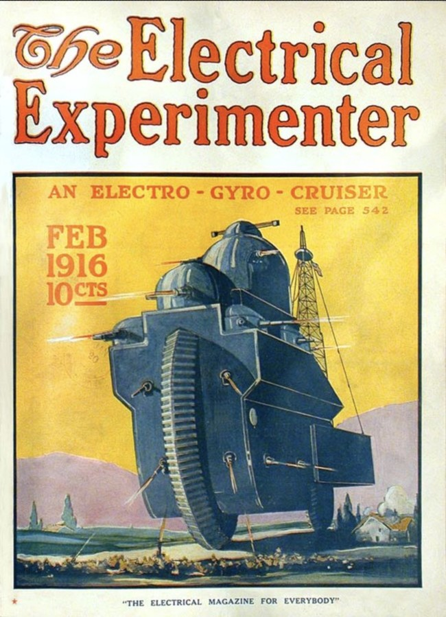 Electrical Experimenter 1916
