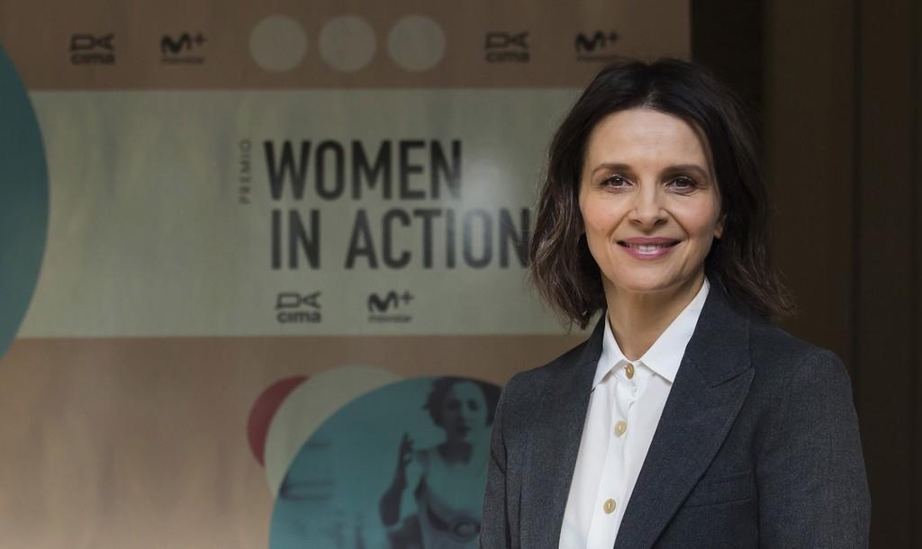 Entrevista Juliette Binoche