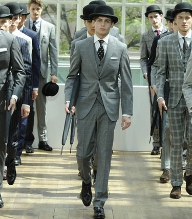 Lo mejor de la 'London Collections: Men' Primavera-Verano 2013 (I)