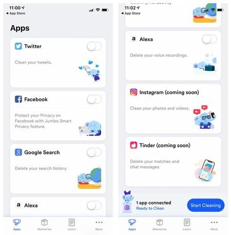 Jumbo refuerza la privacidad de tus redes sociales para que tú no tengas que hacerlo: App de la Semana