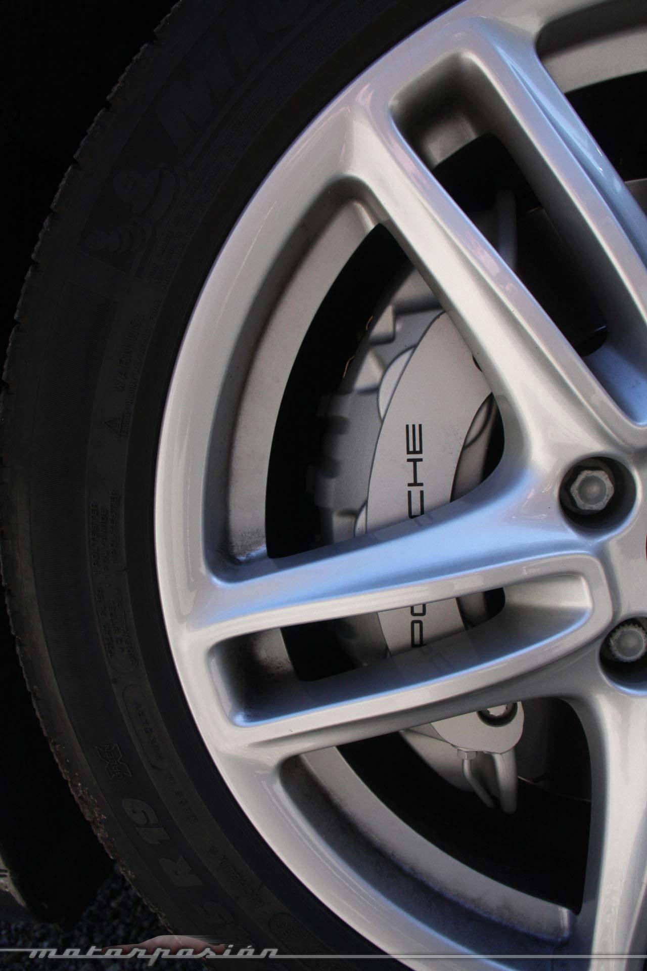 Foto de Porsche Panamera S Hybrid (prueba) (36/94)