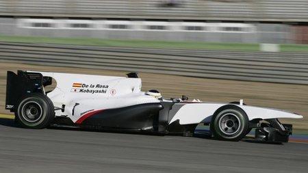 Sauber anuncia la fecha de lanzamiento de su nuevo monoplaza