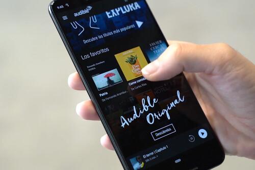 Audible llega a España de la mano de Amazon con más de 100.000 audiolibros, podcasts y un mes gratis para todo el mundo