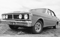 Ford Falcon GT-HO Phase III (1971)