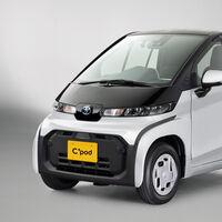 El Toyota C+Pod es un diminuto kei car eléctrico con 150 km de autonomía y 60 km/h de velocidad máxima, sólo para Japón