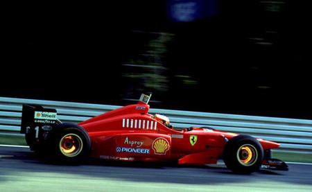 Michael Schumacher - GP Portugal 1996