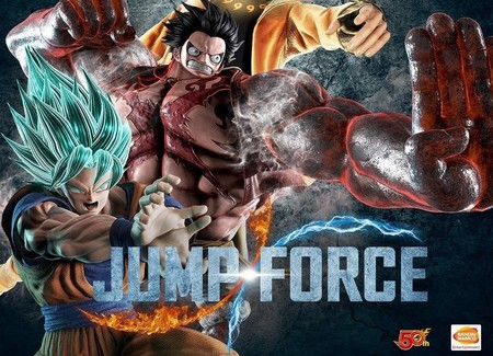 Los Super Saiyan Blue Goku y Vegeta se enfrentan a Golden Freezer en el último gameplay de JUMP Force