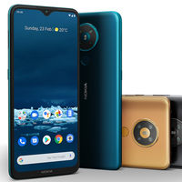 Nokia 5.3: cuádruple cámara trasera y batería de 4.000 mAh
