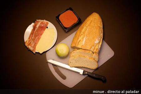 tosta de almussafes - ingredientes