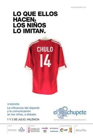 La sexta Edición de El Chupete