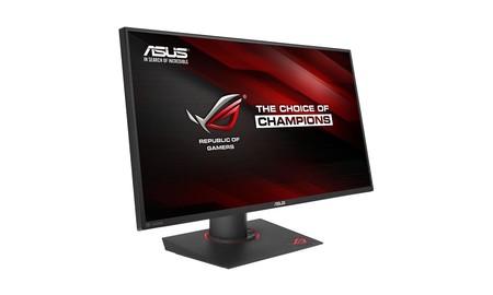 ASUS ROG Swift PG279Q, un monitor gaming de gama alta que El Corte Inglés te deja en 120 euros menos hasta mañana