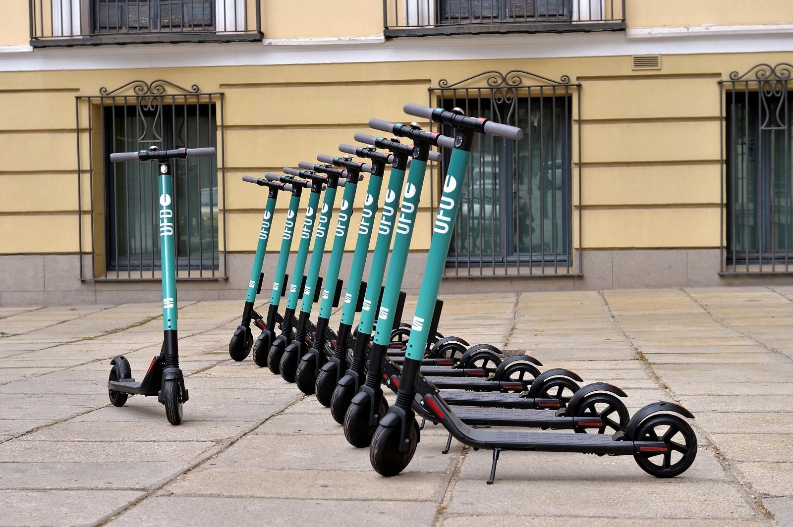 Foto de Nuevo servicio compartido de patinetes eléctricos de SEAT (3/13)