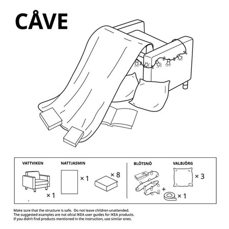 Ikea Fuertes Ninos 3