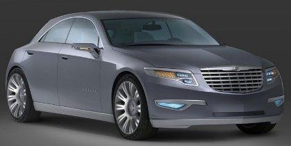 Chrysler Nassau Concept, desvelado