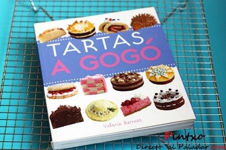 Tartas a gogó, libro de recetas