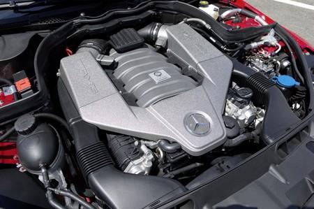 Mercedes Benz C 63 Amg Black Series 1