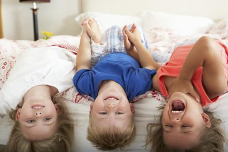 Niños de tres años