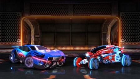 Rocket League anuncia su arena japonesa y un par de autos nuevos
