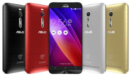 Asus Zenfone 2 Family