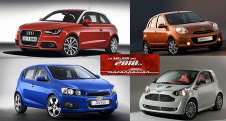 Mejor coche utilitario: lo mejor de 2010 en Motorpasión