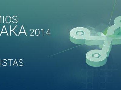 Mejor smartphone, tablet, wearable y pablet: estos son los finalistas de los Premios Xataka 2014