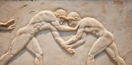 combate-griego-olimpiadas