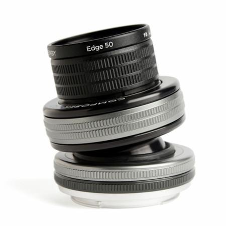 """Lensbaby presenta su nuevo y mejorado """"tilt-shift"""", el Composer Pro II 50mm"""