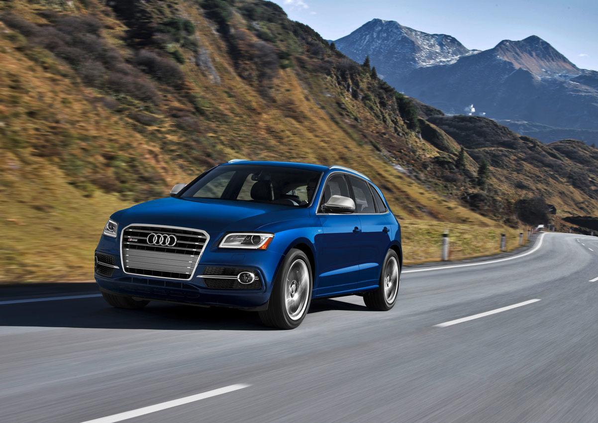 Foto de Audi SQ5 TFSI (11/12)