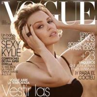 Vogue España también apuesta por las curvas y la mujer real con Kylie Minogue