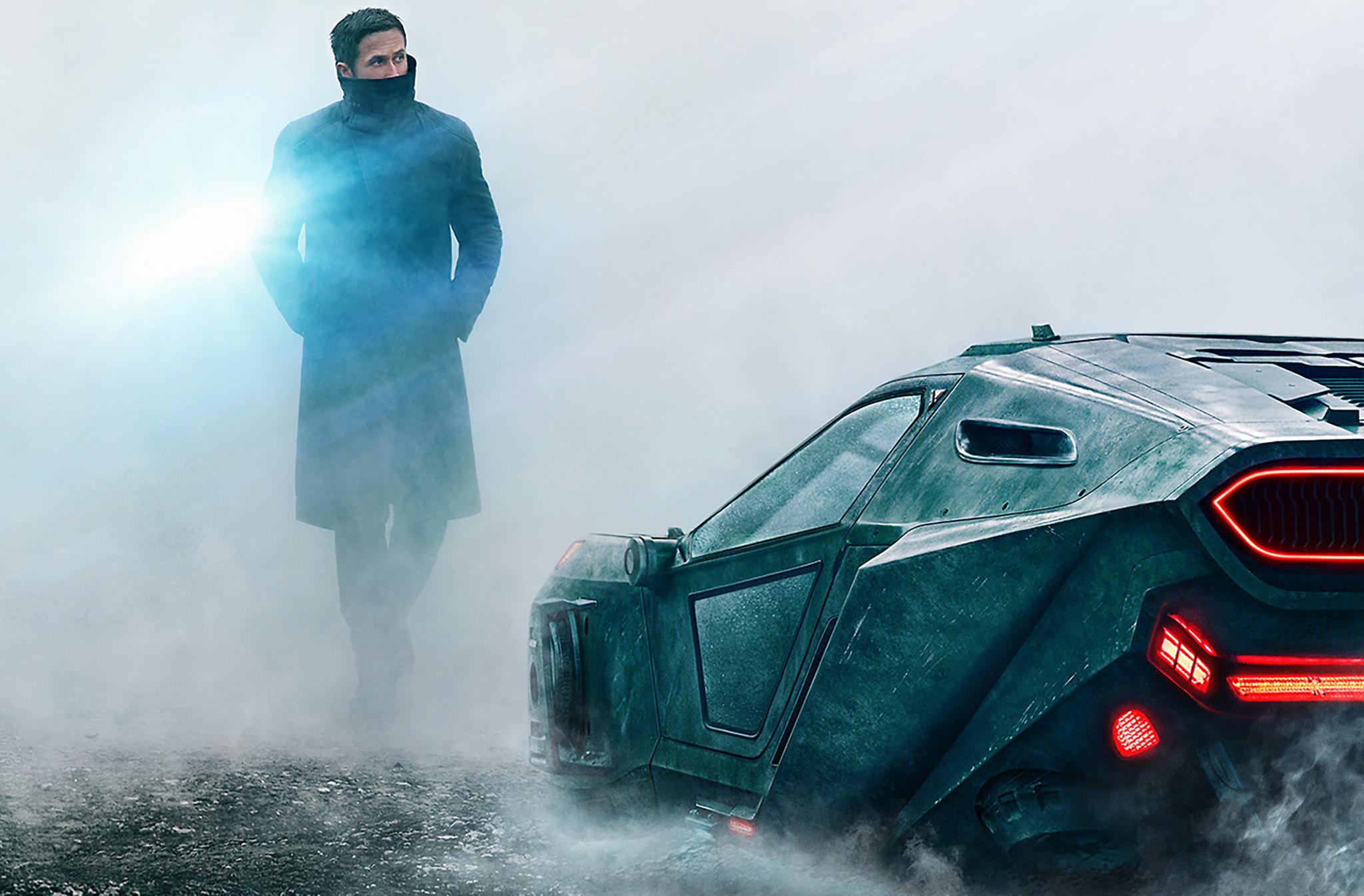 Resultado de imagen para Blade Runner 2049