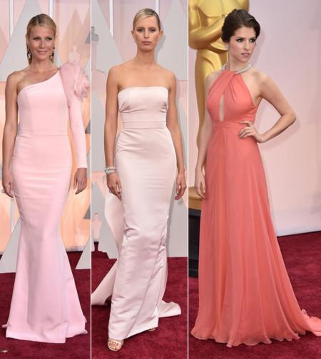 Actrices Oscar 2015 Rosa