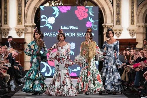 Moda flamenca 2018: lo mejor de la moda flamenca para la próxima Feria de Abril