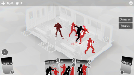Fight in Tight Spaces quiere unir la moda de los juegos de cartas con las peleas de bar de John Wick