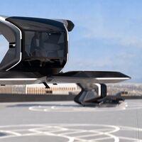 Cadillac presenta su idea de coche autónomo y coche volador: un futuro de lujo y electrificado