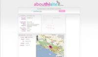 AbouThiSite, obtén la información general sobre cualquier sitio web