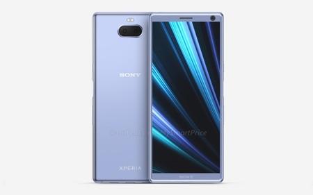 Sony Xperia XA3 Plus, se filtra el precio y los colores de uno de los gama media de Sony para 2019