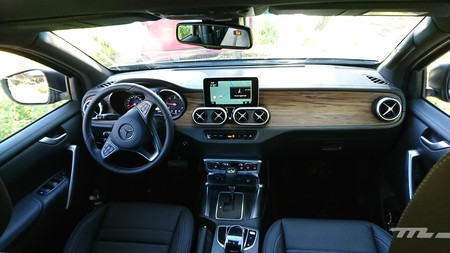 Mercedes Benz Clase X 2018 004
