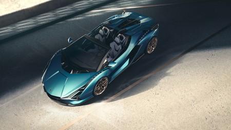 Lamborghini Sian Roadster 2020 004