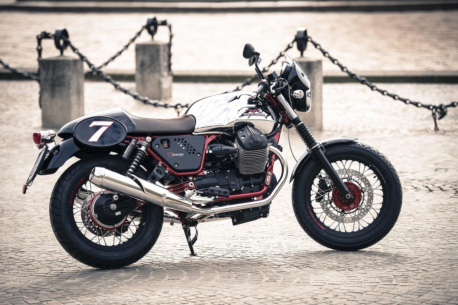 Foto de Moto Guzzi V7 Racer (13/49)