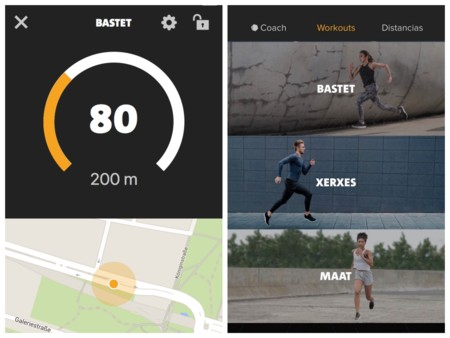 Freeletics-Running