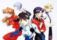 Neon Genesis Evangelion se suma al anime de Cuatro