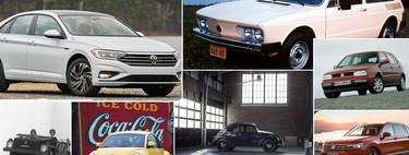 Del Vocho, Hormiga y Caribe, al Tiguan: todos estos autos ha fabricado Volkswagen en México