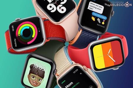 """El """"económico"""" Apple Watch SE GPS de 44 mm está 50 euros más barato en Amazon y alcanza su precio mínimo histórico"""