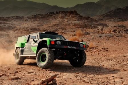MY Racing busca nuevo piloto para correr el Dakar con el Hummer H3