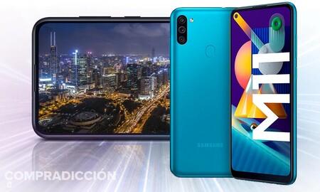 Estrenar smartphone Samsung sale muy barato si eliges el Galaxy M11: Amazon te lo deja por 103 euros