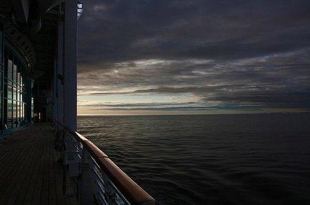 Reflexiones de una crucerista a medianoche