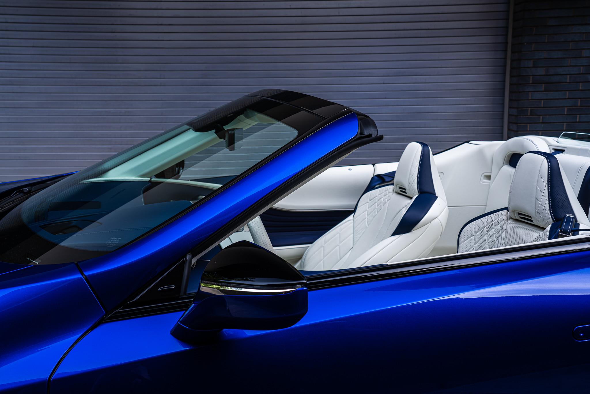 Foto de Lexus LC Cabrio Regatta Edition (3/32)